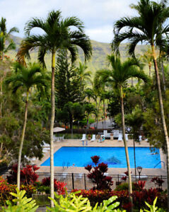 Snowbirds! Desirable Monthly Vacation Rental in Makaha Oahu
