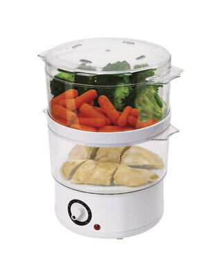 Oster  White  5 qt. Programmable Food Steamer