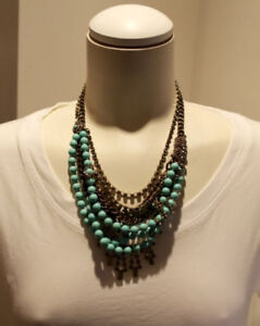 Stella and Dot Marchesa Statement Necklace