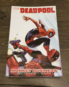 Deadpool Graphic Novel Series