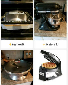 KITCHEN ITEMS FOR SALE (LOT OF 4)***BRAND NEW***