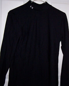 Under Armour Long Sleeve Cold Gear Moisture Wick Mock Turtleneck London Ontario image 1
