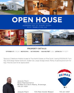 OPEN HOUSE. WEDNESDAY, SEPT. 20, 2017. 6:00 PM - 8:00 PM
