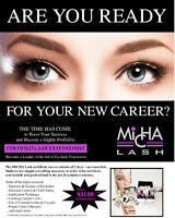 MICHA Lash Eyelash Extension Course for ONLY $995!!!