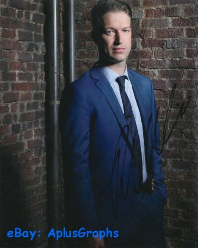 PETER SCANAVINO.. Law & Order: SVU Charmer - SIGNED