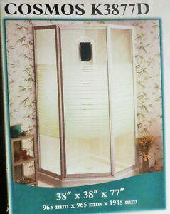 Brand New Enclosed Shower