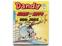 Dandy Comic Library - Issue 4