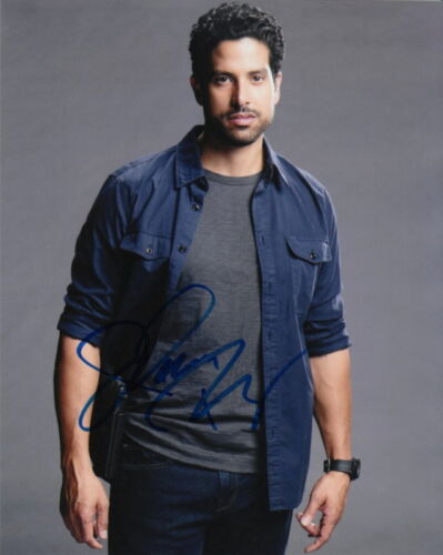 ADAM RODRIGUEZ.. Criminal Minds - SIGNED