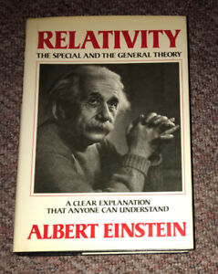Relativity The Special and the General Theory Albert Einstein HC