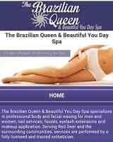 The Brazilian Queen! Is back! Beard wax available!