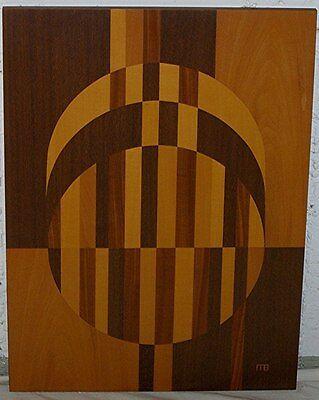 Bild - Mondfinsternis - intarsia.de - Kunsthandwerk