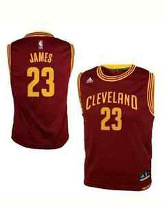 LeBron James Cleveland Cavaliers Replica Jersey