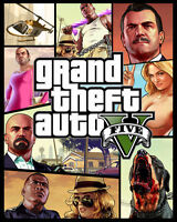 GTA5 Games New For PS3