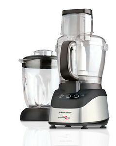 Black & Decker PowerPro 2-in-1 Food Processor