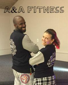 Zumba Fitness Class NW