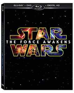 Star wars dvd et blu ray