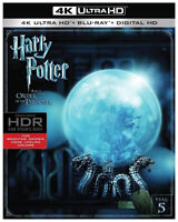 Harry Potter and the Order of the Phoenix Ultra-HD 4K SLIPCOVER