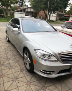 2011 Mercedes Benz s550 sport amg package
