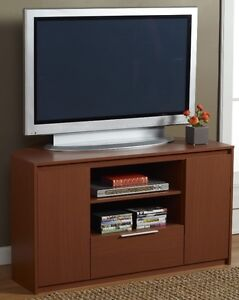 Corner TV Stand Entertainment Center, New