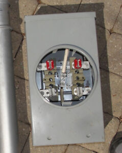 Meter Box - Electrical Service Entrance Meter Boxes