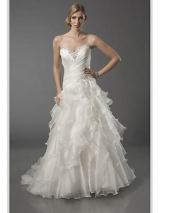 Elegance Bridal Collection Wedding Dress