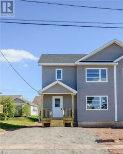 New Semi for Rent in Moncton North! Available September 1, 2018