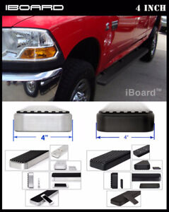 """#NEW 5"""" IBOARD Nerf side Bars Fit 2005-2017 TOYOTA TACOMA SIDE B"""