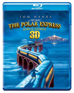 3D - The Polar Express - in Full HD 3D Blu-ray Discs