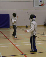 Youth Fencing Classes