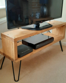 Rustic Small TV Stand