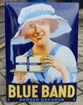 Emaille wandreclame Blue Band