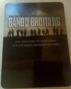 6  DVD Set of Band of Brothers - All episodes
