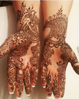 Best Henna Service! Professional & Affordable.