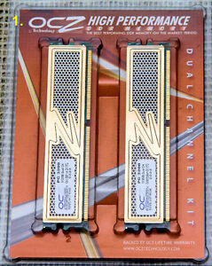 Assorted DDR400 & DDR433 RAM Memory Modules from $15 ✦NEW✦