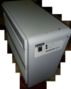 UPS: 1500VA true sine wave; industrial/commercial type