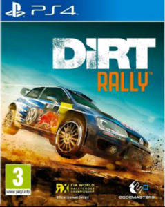 Dirt Rally PS4 comme neuf