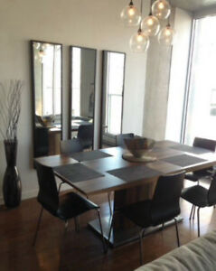 Downtown Walking QEII Hospital Now Two Bedrooms Condo