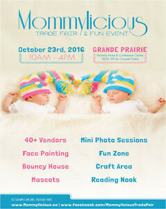 Grande Prairie Mommylicious - October 23, 2016