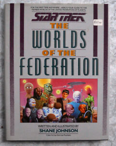 "Star Trek ""The Worlds of the Federation"""