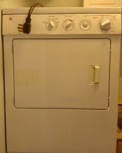 Dryer:  GE electric