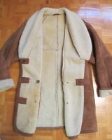 LADIES DANIER SHEARLING WINTER COAT - GREAT CONDITION