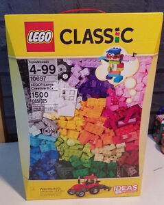 LEGO Classic Large Creative Box - 1500 Pieces - New and Sealed Edmonton Edmonton Area image 5