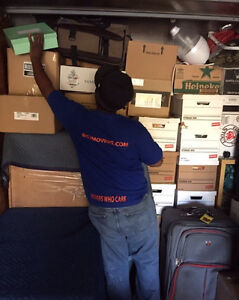 WANTED! Drivers & Helpers For A Local Moving Company!