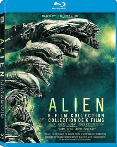 Alien 6-Film Collection NEW