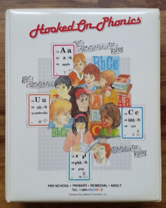 Learn to Read - Hooked on Phonics