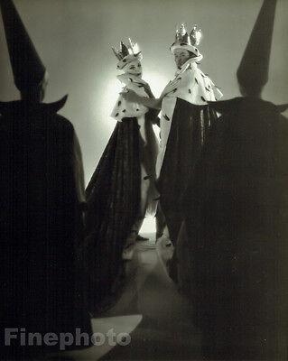 1950 NEW YORK CITY BALLET Theatre LES ILLUMINATIONS Photo Art GEORGE PLATT LYNES