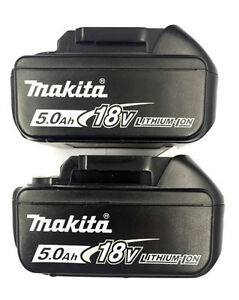 18-Volt LXT Lithium-Ion 5.0Ah Batteries