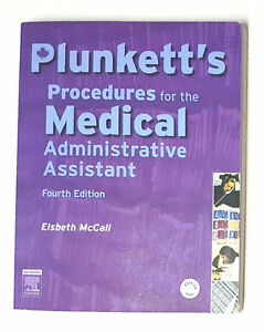 Plunketts Procedures for the Medical Administrative...   .A8