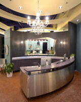 Downtown Salon & Spa Seeking Full-time Esthetician & Spa Manager