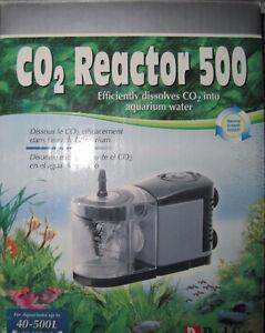 Aquarium CO2 Reactor 500